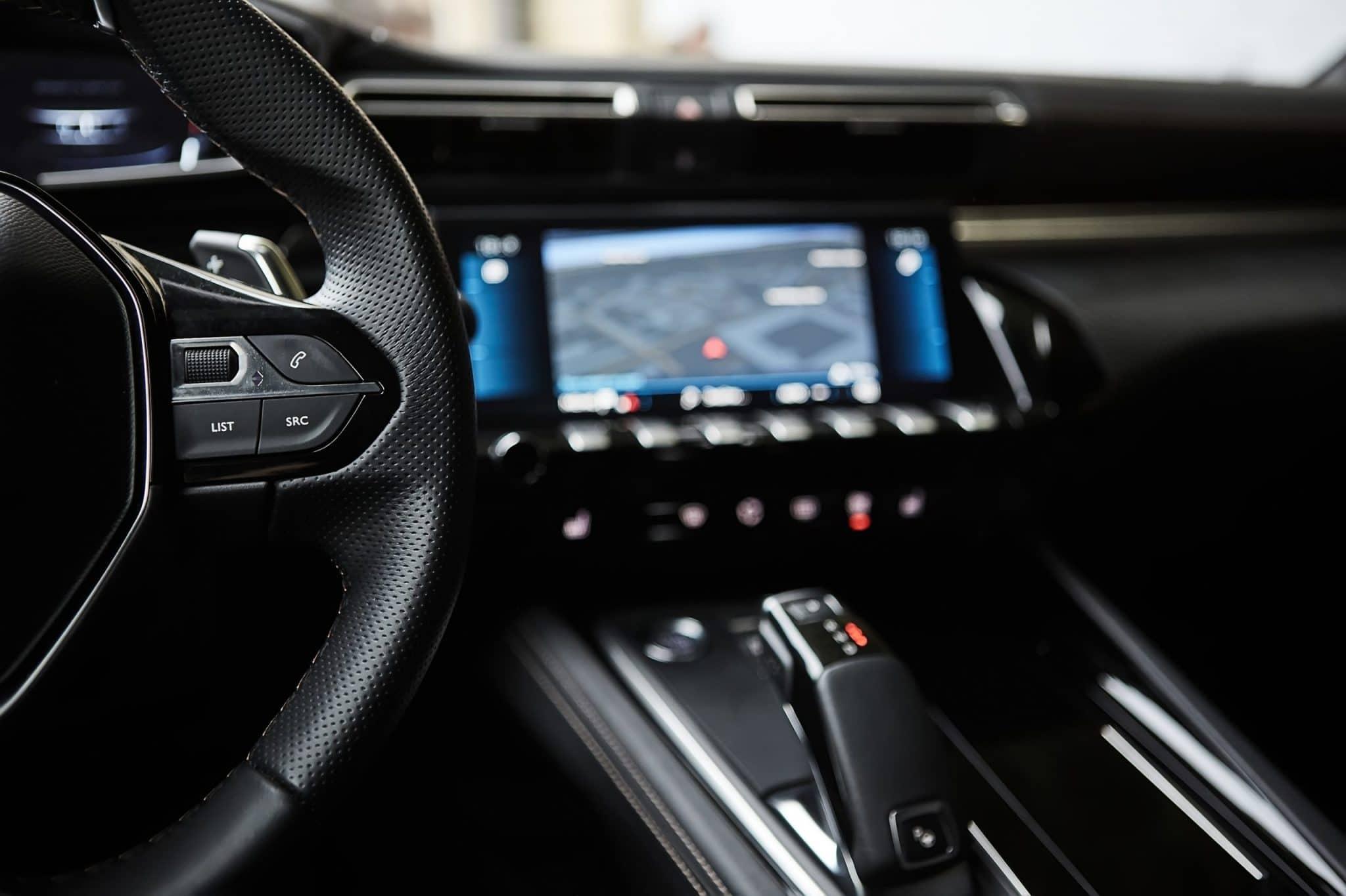 Range Rover interior | Range Rover transmission specialists Alloa, Stirling, Falkirk