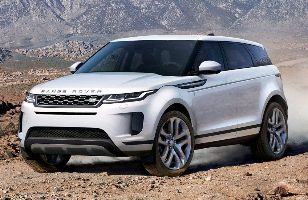Range Rover Evoque | Independent Range Rover Specialist Falkirk